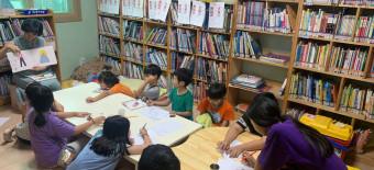2021년 꾸러기어린이도서관 사…